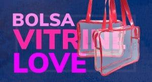 Bolsa Vitrine Love