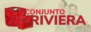 Conjunto Riviera Ebolsas MK