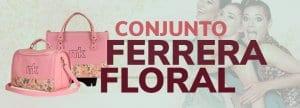 Conjunto Ferrara Floral